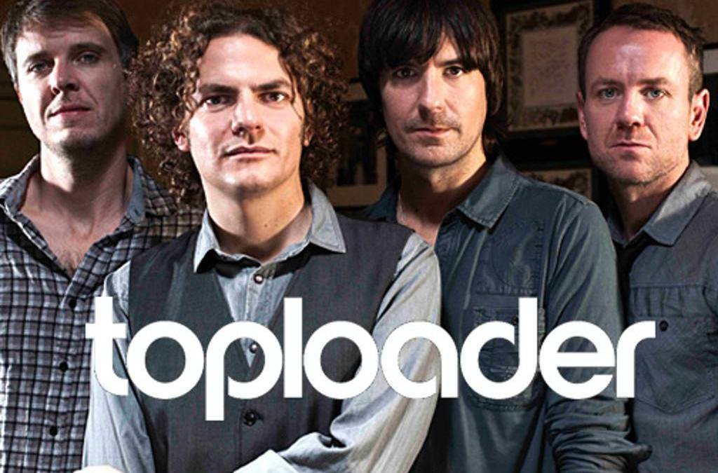 Toploader at The New Crown, Merthyr Tydfil