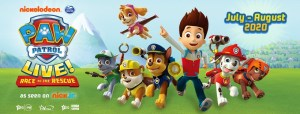 PAW Patrol Live at Motorpoint Arena