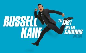 Russell Kane - The Fast and the Curious @ Princess Royal Theatre