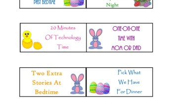 Easter Matching Game -