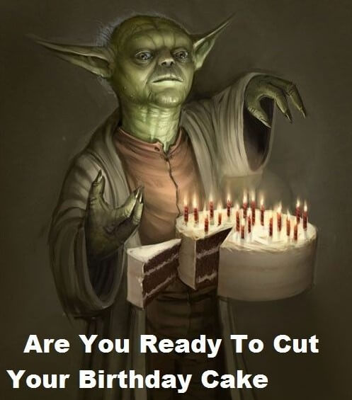 Best 30 Star Wars Happy Birthday Greetings With Images Events Yard