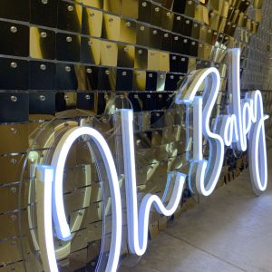 Oh Baby Neon Sign to Buy