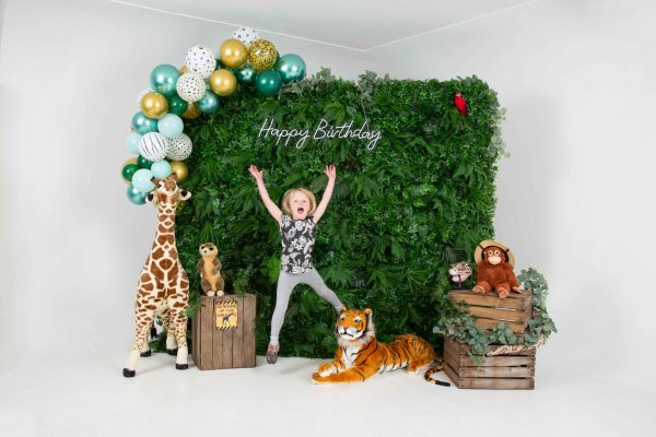 Safari Themed Party Package