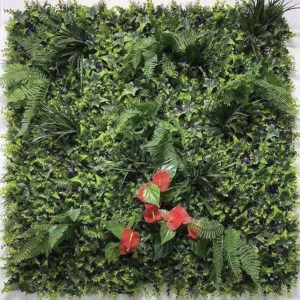Faux Foliage Wall / Tropical Wall Panels