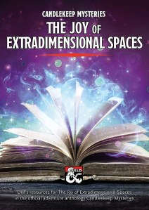 The Joy of Extradimensional Spaces