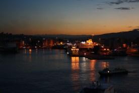 God morgen fra Pireaus, Athen