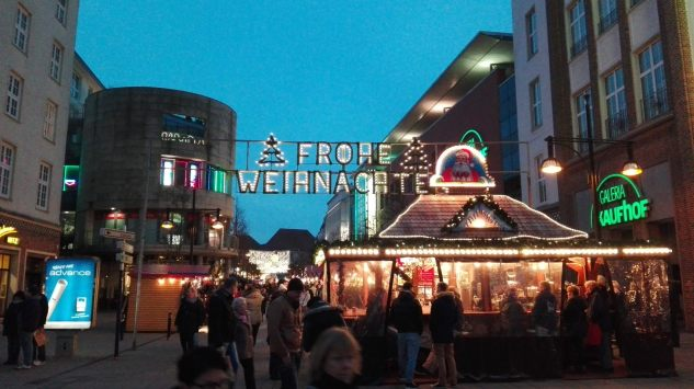 Julemarked i Rostock