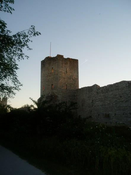 Et af de mange vagttårne rundt om byen