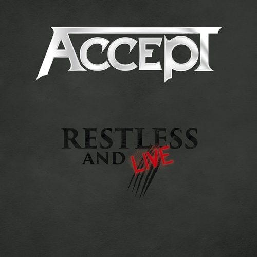 Restless And Live Cover