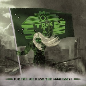 For The Loud And The Aggressive Cover