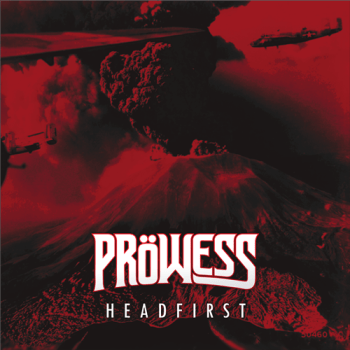 Headfirst EP Cover