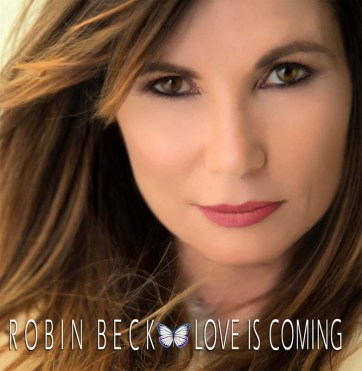 Robin Beck - love is coming cover