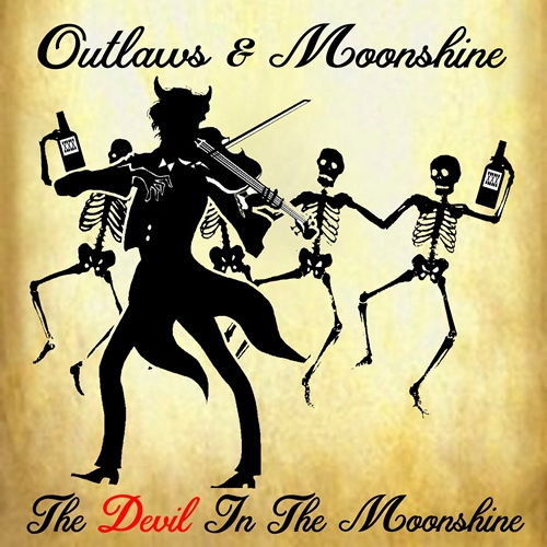 The Devil In The Moonshine Cover