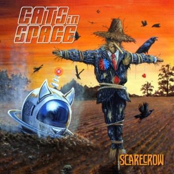 CD Scarecrow 4 panel