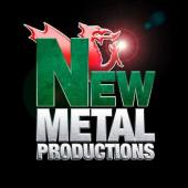 North East Wales Metal Productions Logo