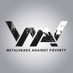 Metalheads Against Poverty Logo