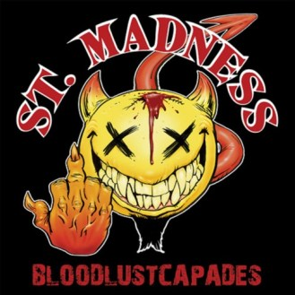Bloodlustcapades Cover