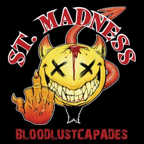 Bloodlustcapades Cover Art