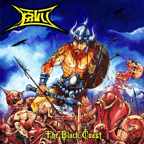 Krull The Black Coast Cover Art