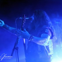 November 2, 2018. Starland Ballroom in Sayreville, New Jersey. American heavy metal band Machine Head perform during concert. All rights reserved Andris Jansons / JM Pressphoto Agency