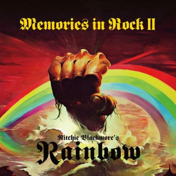 Memories In Rock II Cover