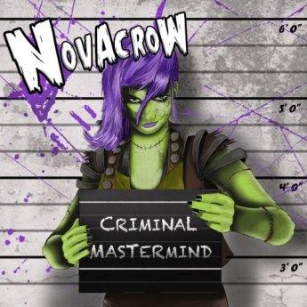 02 Criminal Mastermind EP Cover