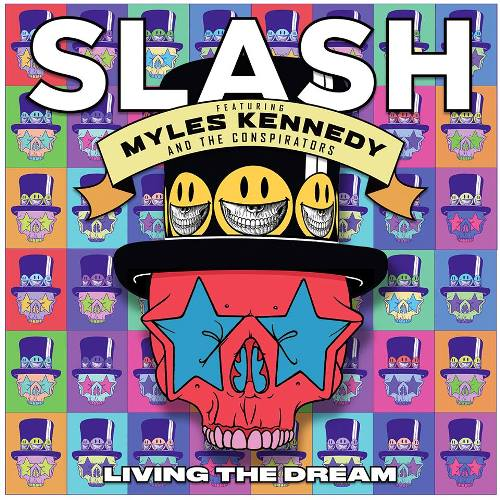 08 3 Slash Featuring Myles Kennedy And The Conspirators - Living The Dream