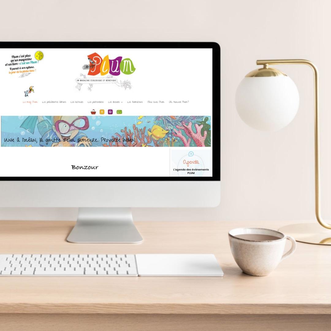 Portofolio création design webdesign