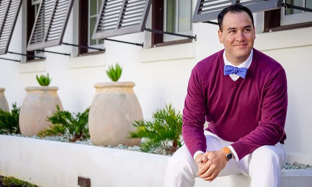 Everardo Keeme professional headshot in Florida