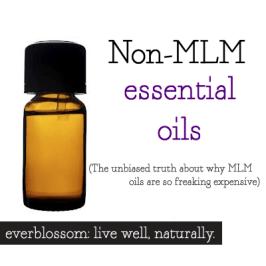 non mlm essential oils