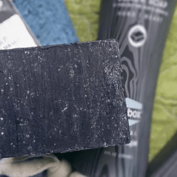 How charcoal soap goes above and beyond