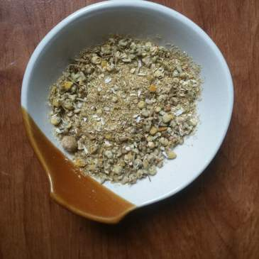 How to use herbs for grounding.