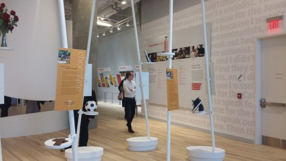 Civil and Human Rights Exhibit