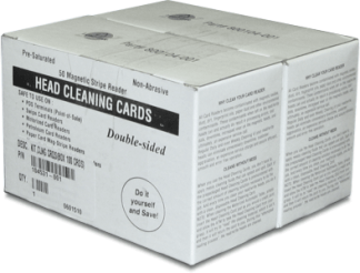 Zebra Kit Cleaning 100 Cards 104531-001