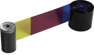 Datacard COLOR RIBBON YMCK-K 500 IMAGES 534000-009