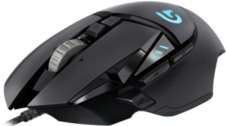 Logitech G502 Gaming Mouse 910-004618