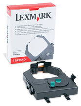 Lexmark Ribbon Black Nylon  IBM Matrix 11A3540
