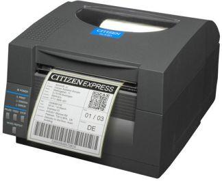 Citizen CL-S521 DT, USB, RS232, Grey 1000815C