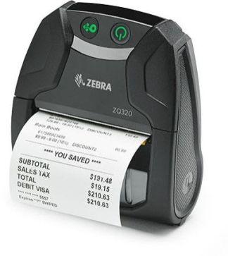 Zebra ZQ320, Bluetooth, ZQ32-A0E02TE-00