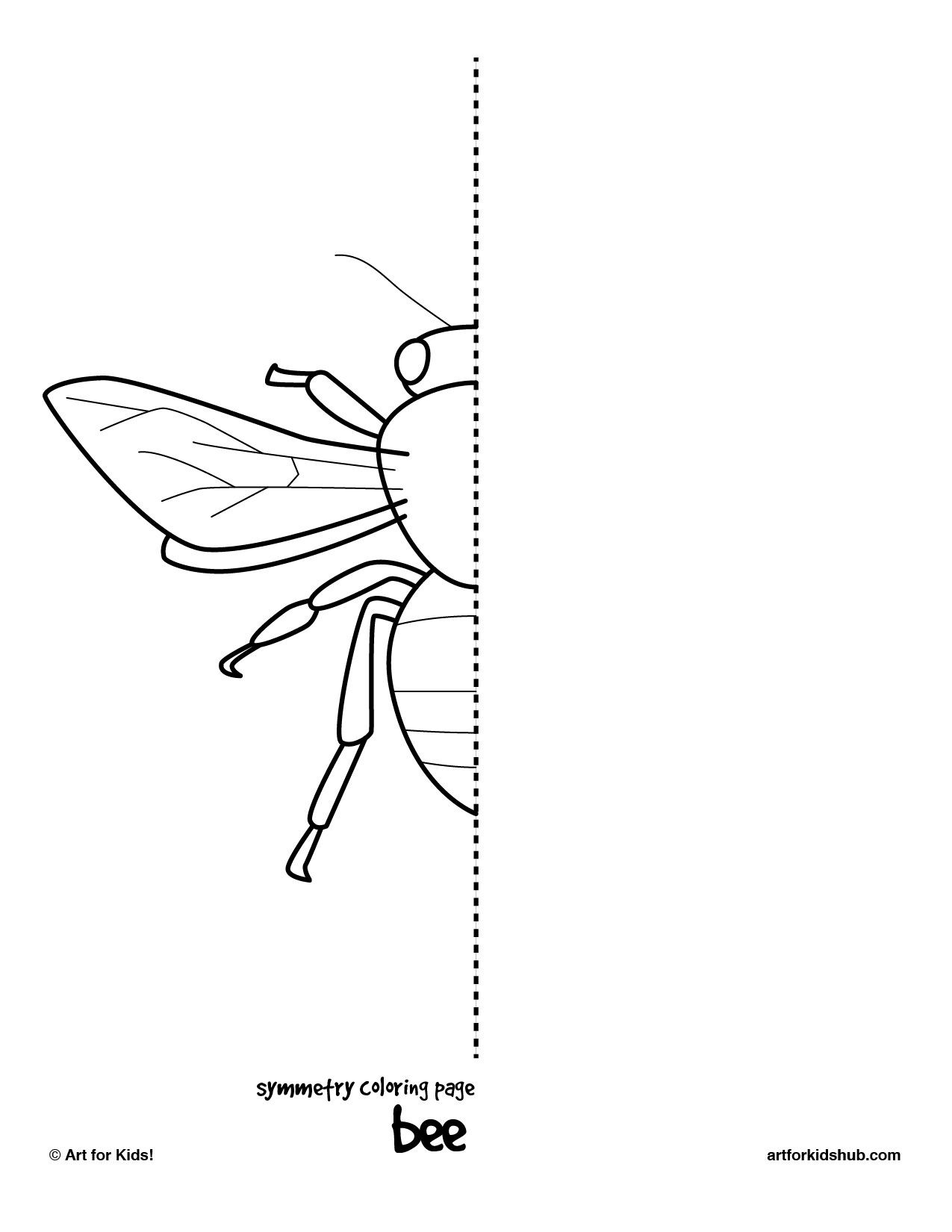 Insects Worksheets For Kindergarten