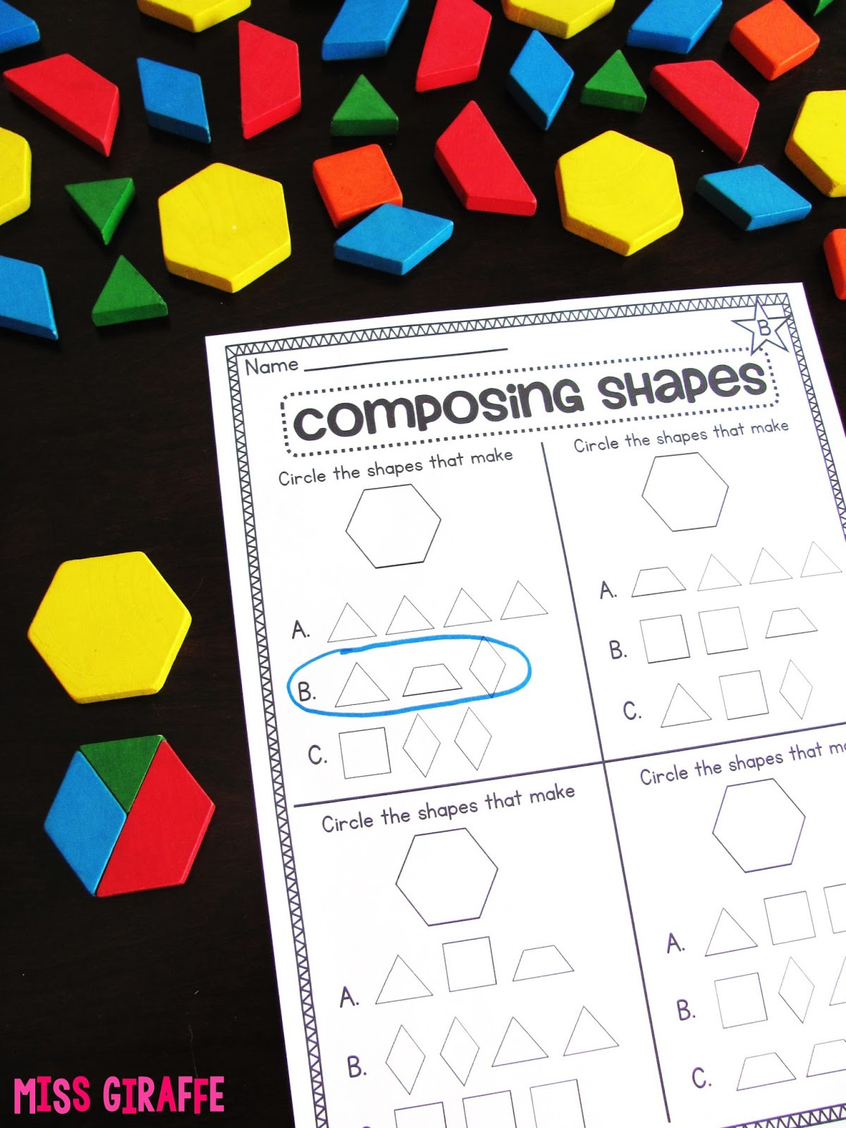 Kindergarten 3d Shapes Worksheets Worksheet For Kindergarten