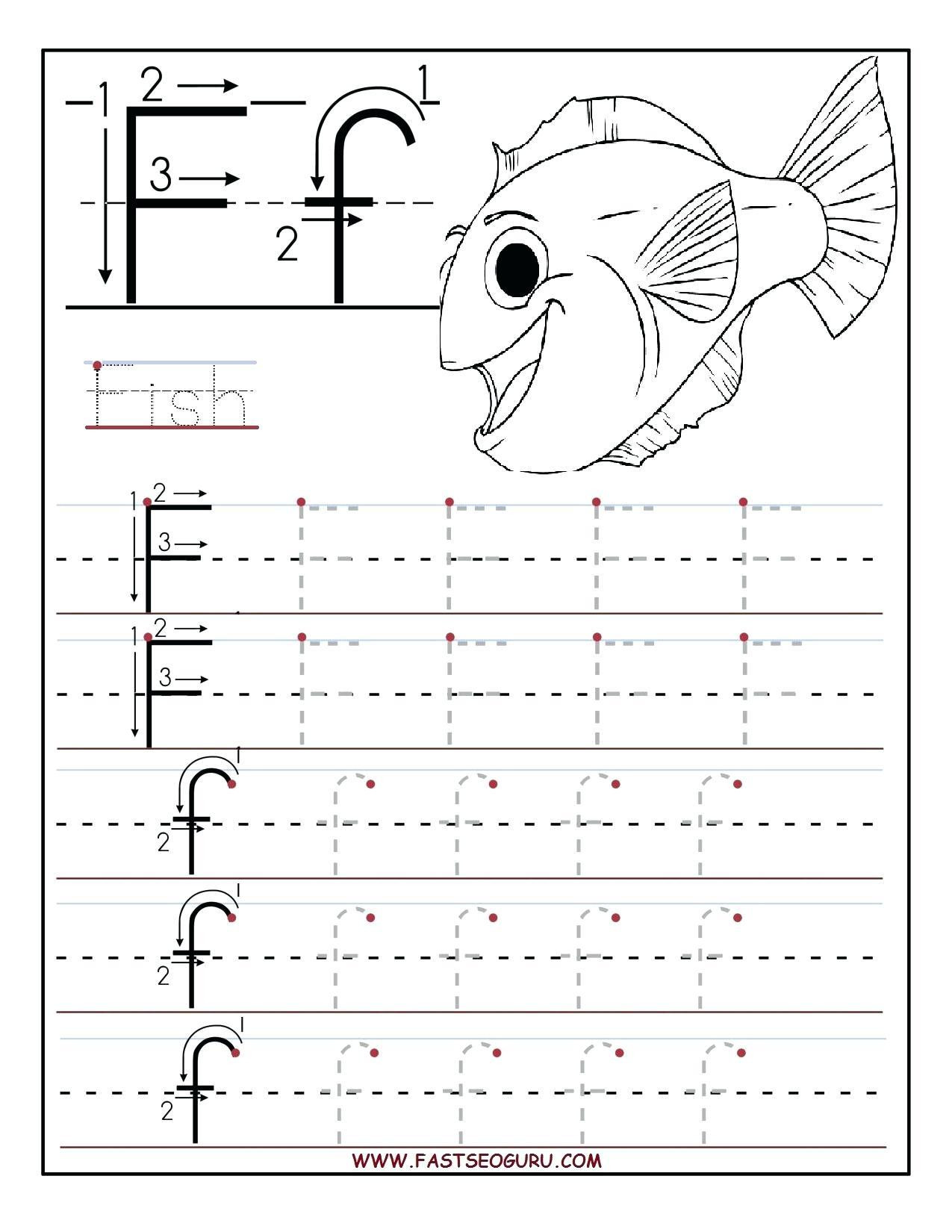 Letter M Worksheets Preschool Worksheet For Kindergarten