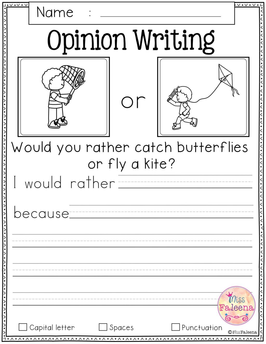 Counting On Worksheets For Kindergarten