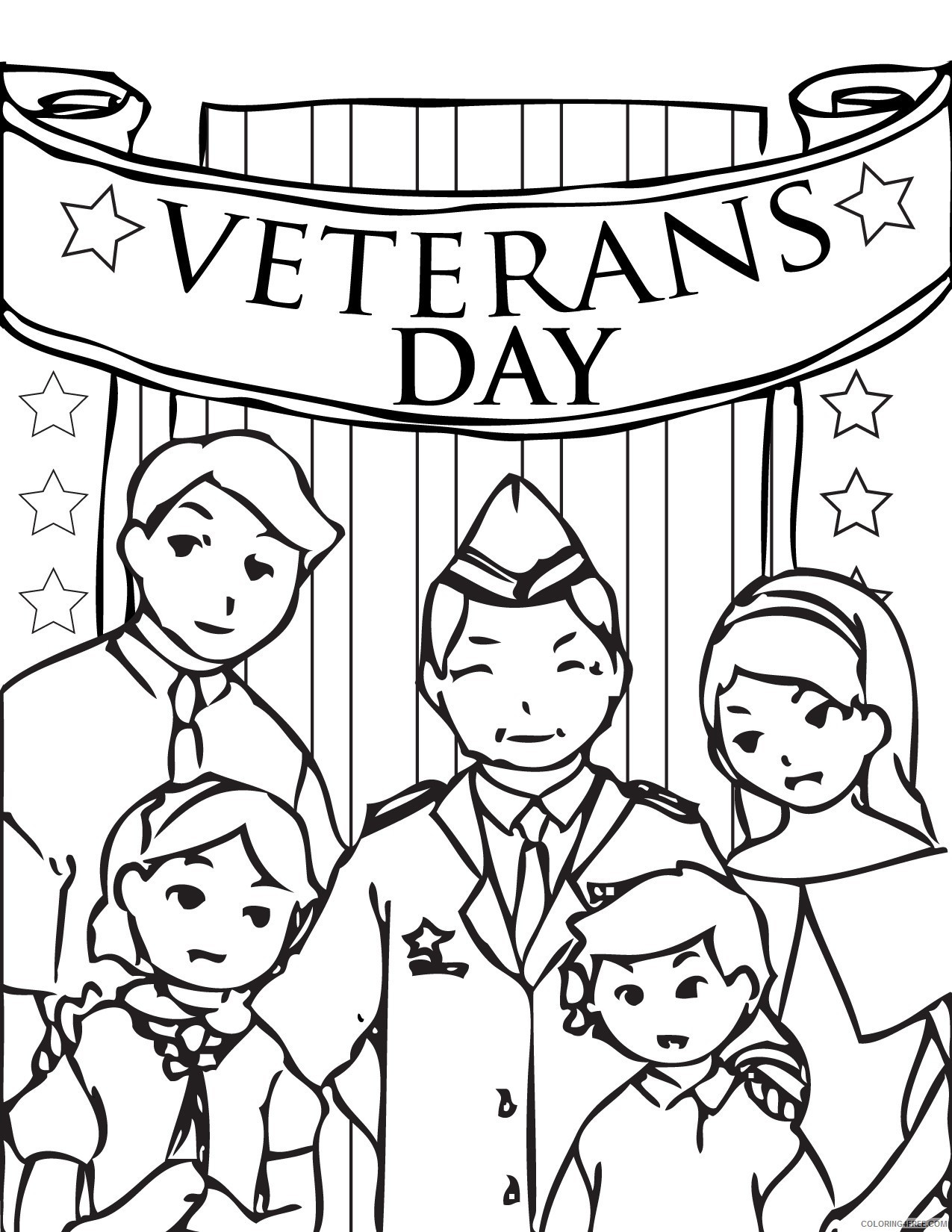 Veterans Day Worksheets For Kindergarten Worksheet For