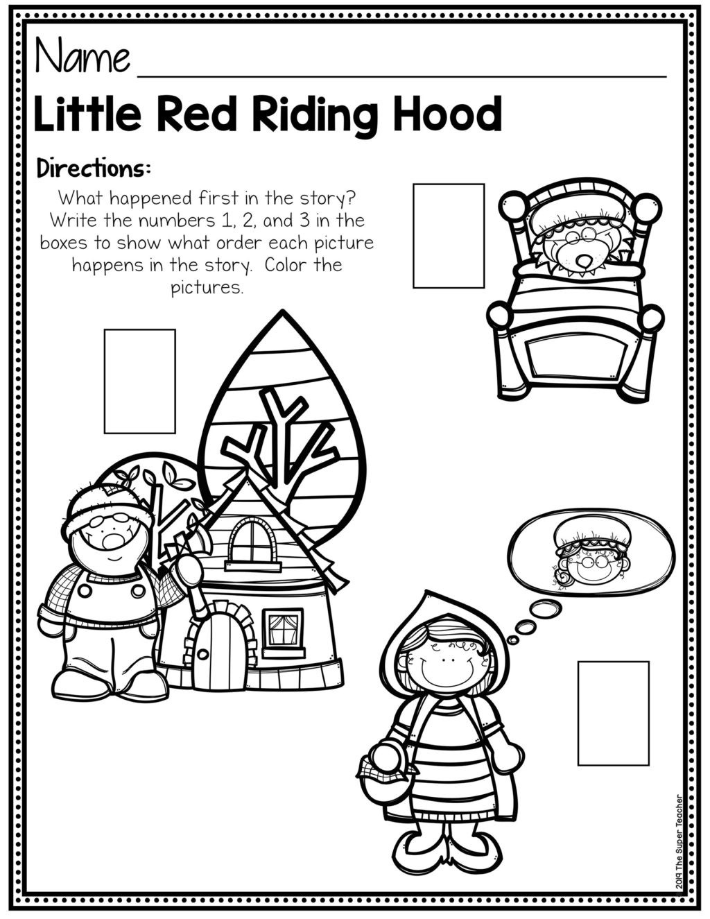 Initial Letter Sound Worksheet