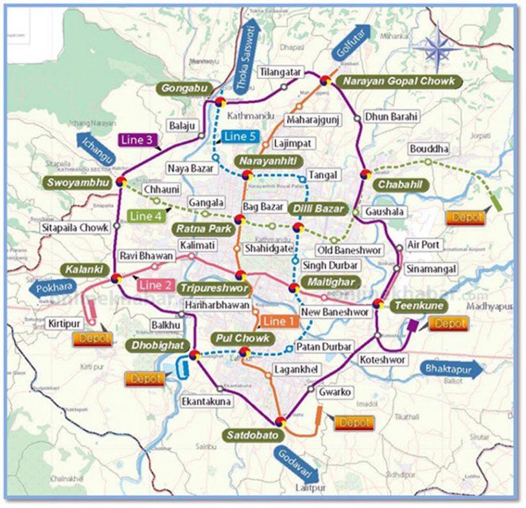 kathmandu-metro-train-route-everestdainik