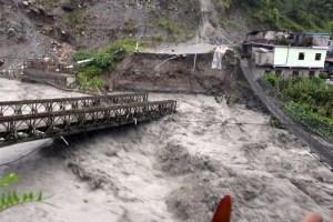 म्यादी पहिरो अपडेटः ११ को मृत्यु, २२ बेपत्ता, ३५ घरमा क्षति