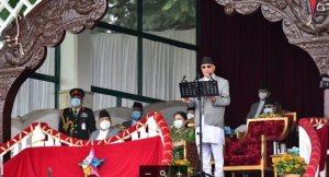 छैटौं संविधान दिवसमा प्रधानमन्त्री केपी शर्मा ओलीको सम्बोधन (पूर्णपाठसहित)