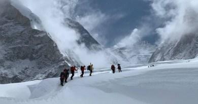 7 summits club on everest