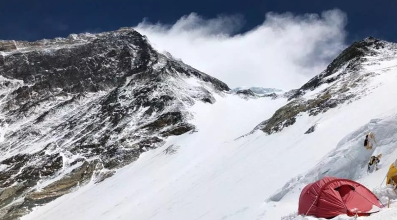 climbing the seven summits south col everest